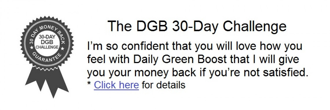 The DGB 30-Day Challenge