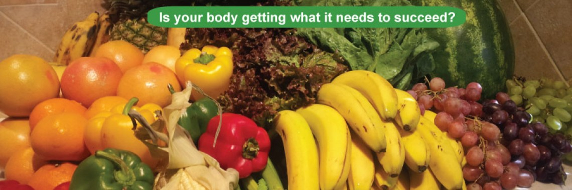Is Your Body Getting What It Needs?