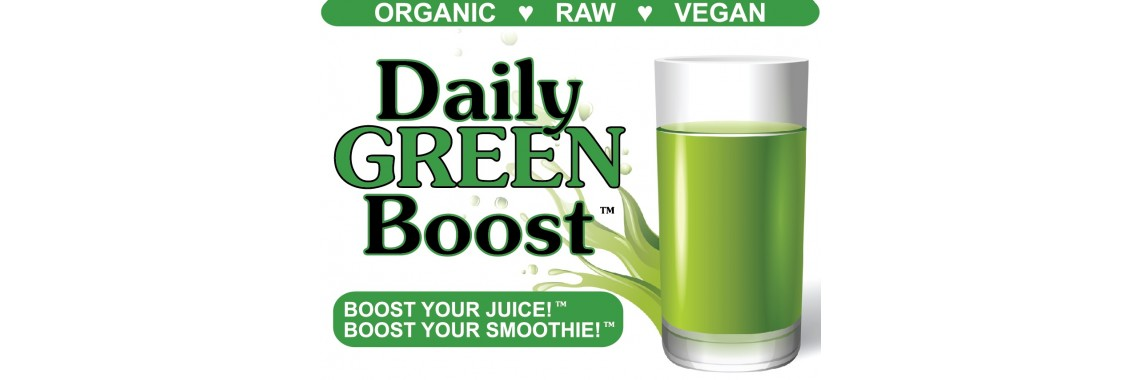 Daily Green Boost logo